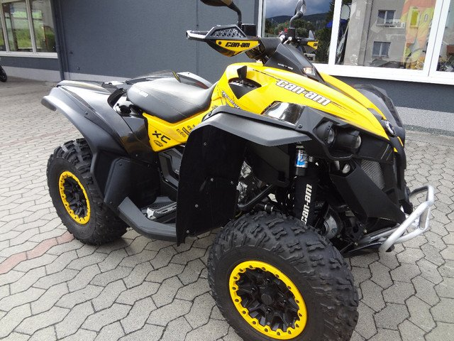 Can Am Renegade 1000XXC 2012