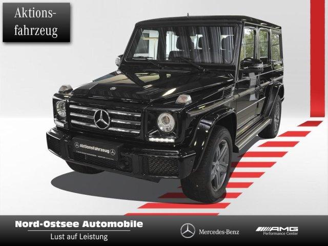 Mercedes-Benz G 350 d Sport-Paket/Standheizung/Exklusiv-Paket