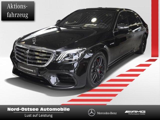 Mercedes-Benz S 63 AMG 4m lang Vmax+Carbonpaket+Panorama Maigc