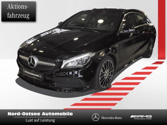 Mercedes-Benz CLA 200 SB PEAK Business/Easy-Pack/Navi/Parkpilo