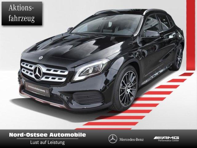 Mercedes-Benz GLA 220 d 4m PEAK/AMG/AHK