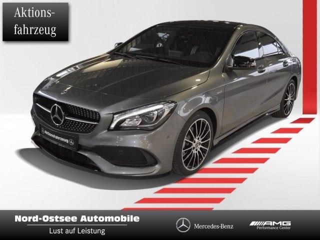 Mercedes-Benz CLA 200 PEAK AMG/Spiegel Paket/Panorama/Night