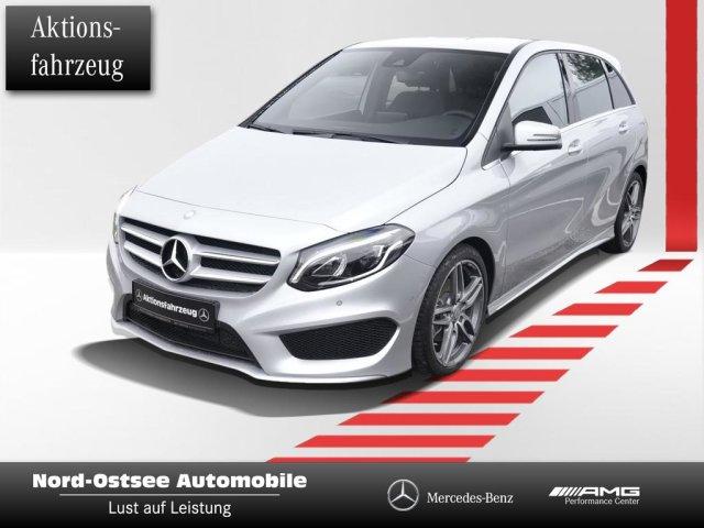 Mercedes-Benz B 180 d AMG/AHK/LED/Navi/Klimaautomatik