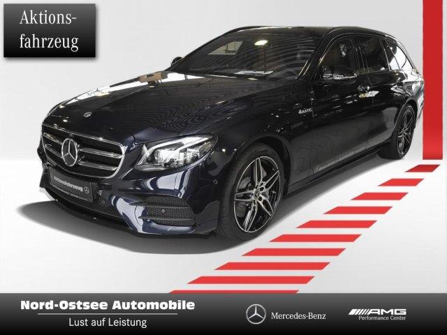 Mercedes-Benz E 350 d T 4m AMG/Distronic/Standheizung
