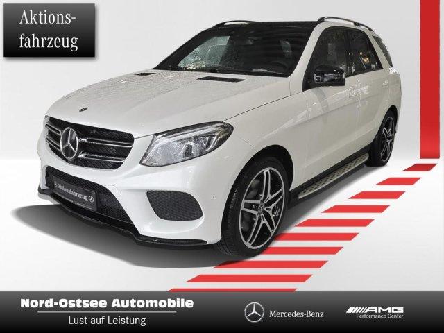 Mercedes-Benz GLE 350 d 4m AMG/Night-Paket/Panorama SHD