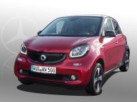 smart smart forfour 66 kW twinamic