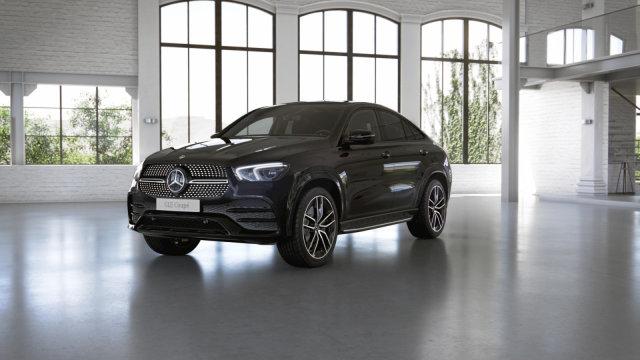 Mercedes-Benz GLE 400 d 4MATIC Coupé AMG/Sitzklima/Burmester