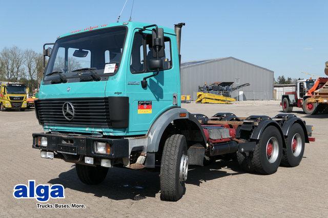 Mercedes-Benz 2435 K 6x4