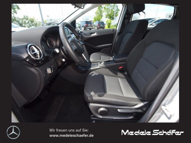 Mercedes-Benz B 180 CDI Chrom