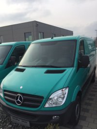 Mercedes-Benz Sprinter 316 CDI Kasten