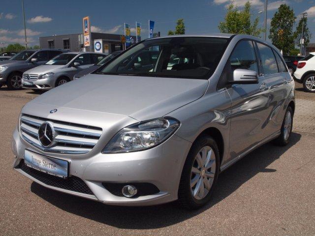 Mercedes-Benz B 180 CDI Chrom