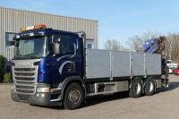 Scania G440LB HNB 6x4