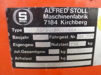 STOLL KS/BO/BR 200 Streuer