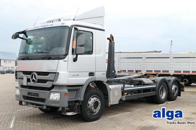 Mercedes-Benz 2636 L Actros 6x2