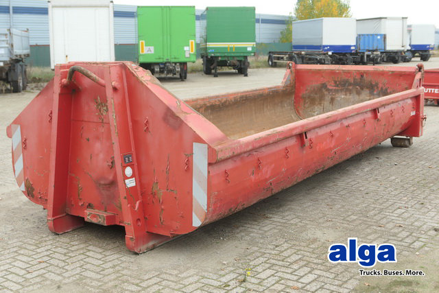 BERINGER Abrollcontainer