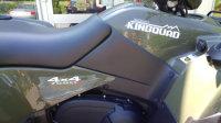 Suzuki KingQuad 750AXi 4x4, NEU incl. LoF/ZM Umrüstung